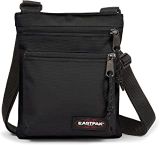 Eastpak Rusher Bag - Black 23 x 18 x 2 cm