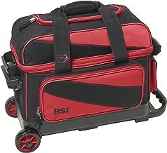 BSI Double Roller Black/Red