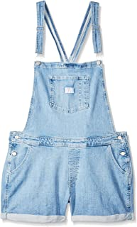Macacão Feminino Jeans Levis Short All Plus Size