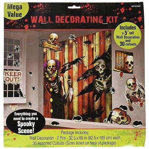 Creepy Carnival Decorations: Amazon co uk