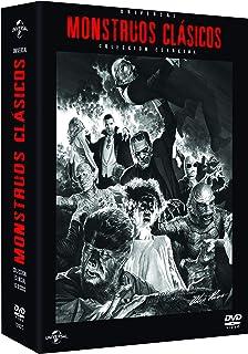 Pack Monstruos Clásicos Universal [DVD] (18 PELÍCULAS)(16 discos)