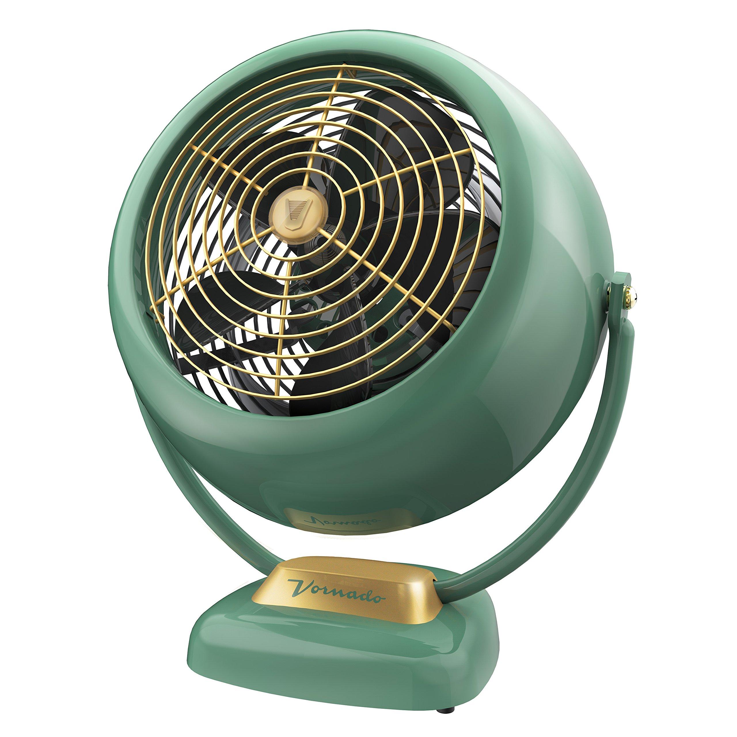 Vornado VFAN Vintage Circulator Green