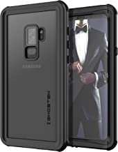 Ghostek Nautical Full Body Waterproof Case Compatible with Galaxy S9 Plus - Black
