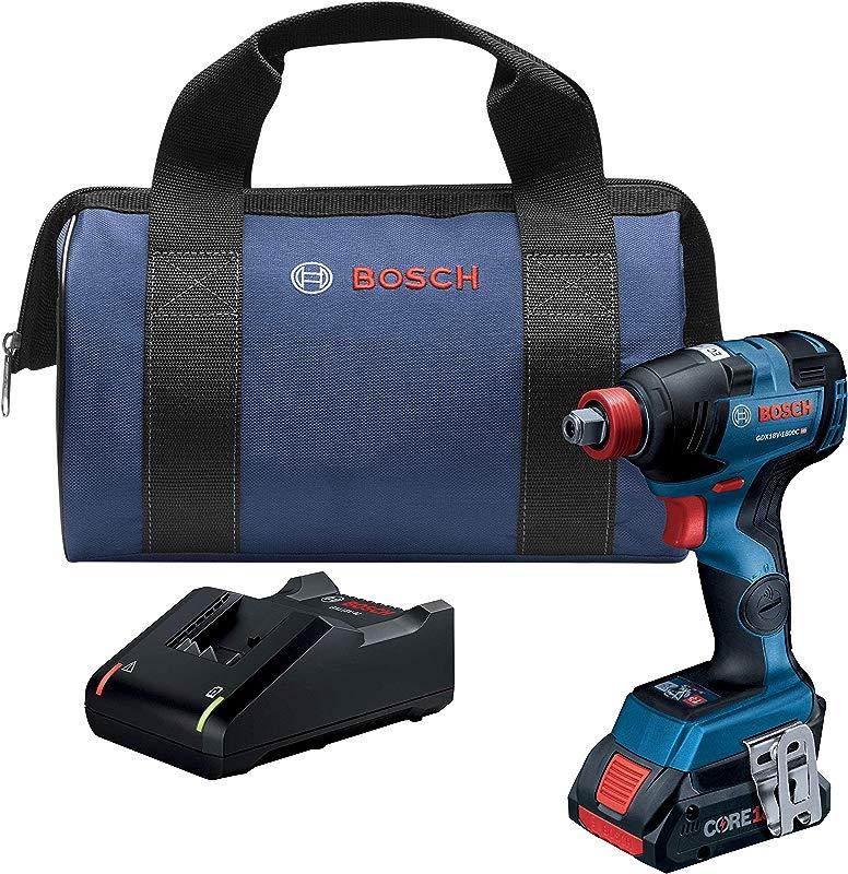 Bosch GDX18V 1800CB15 18V Brushless Impact