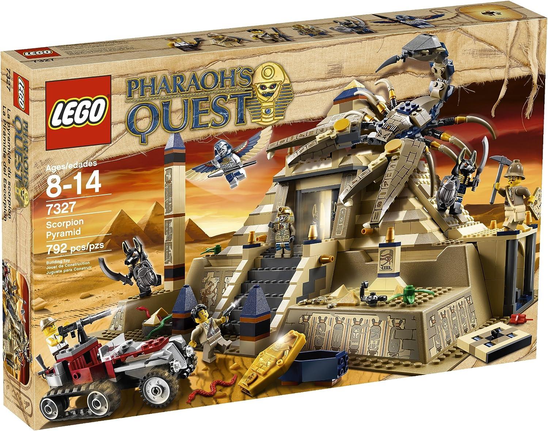 LEGO Regofaraozu Quest Scorpion Pyramid 7327 (parallel import goods) (japan import)