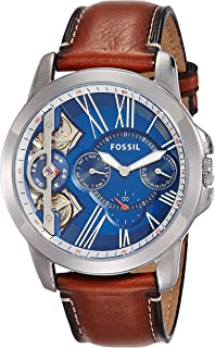 (Renewed) Fossil Grant Analog Blue Dial Mens Watch - ME1161#CR