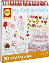 Alex Discover My First Scribble Kids Art and Craft Activity