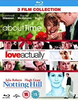 About Time/Love Actually/Notting Hill