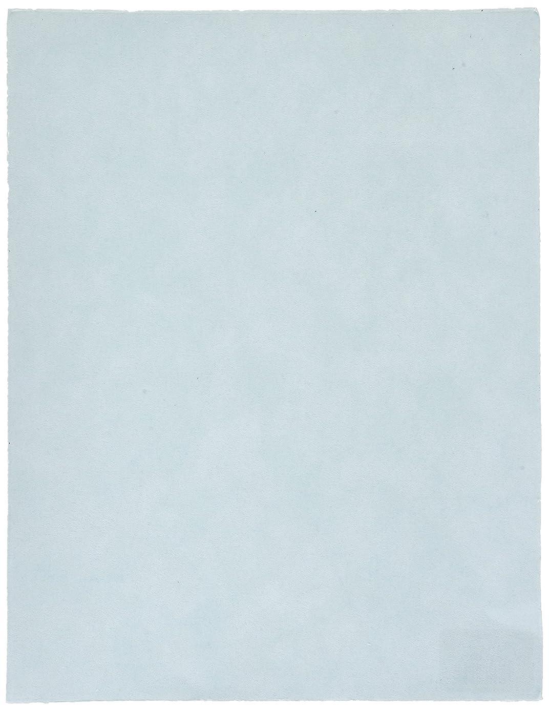 Sew Easy Industries 12-Sheet Velvet Paper, 8.5 by 11-Inch, Cloud