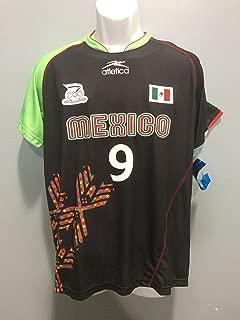 Mexico jersey 2011 panamericanos O.Peralta Santos America Atletica