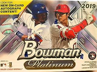 bowman platinum blaster box