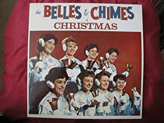 The Belles & Chimes of Christmas played by The Minnesota Mutual Life Insurance Company Handbell Chorus and The Carillon Atop The Home Office in St. Paul Vinyl Lp Record Kay Bank Recording KB-3704 Rare Album!
