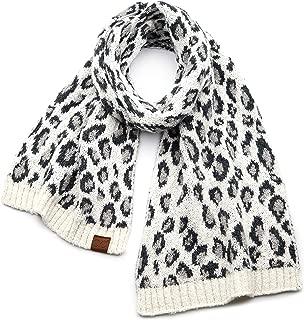 Best knit leopard scarf pattern Reviews