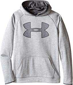 Under Armour Kids - Armour Fleece Storm Twist Highlight Hoodie (Big Kids)