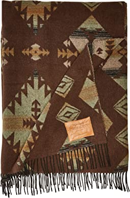 Mesa Fringes Blanket
