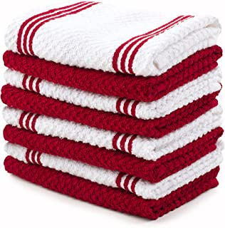 Best red and white kitchen accessories Reviews