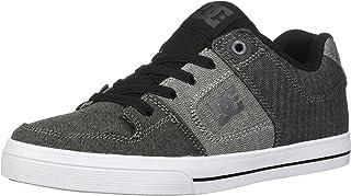 DC Kids' Pure Elastic TX SE Sneaker