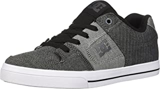 DC Kids' Pure Elastic Tx Se Skate Shoe