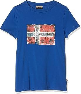 K Seitem Skydiver Blue Camiseta para Niños
