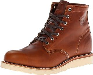 [チペワ] ブーツ プレーン トゥ ウェッジブーツ 6 PLAIN TOE WEDGE BOOTS 1901M15 BLACK