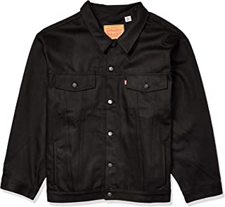 Men's Big & Tall Trucker Jacket