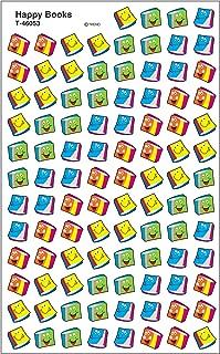 Trend Enterprises Inc. Happy Books superShapes Stickers, 800 ct