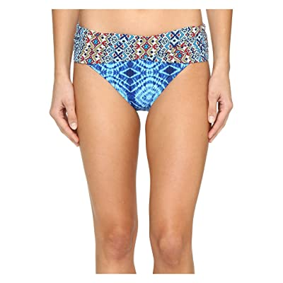Bleu Rod Beattie Mykonos Sarong Hipster Bottom (Bleu Multi) Women