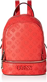 Guess Casual Backpacks for Girls, Red SP741132