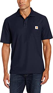 Carhartt Men's Contractors Work Pocket Polo