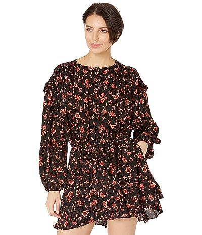 Free People Flower Fields Mini Dress Women