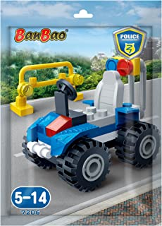 Banbao Foilpack Gilt Construction, Building Sets & Blocks  5 - 14 years,Multi color