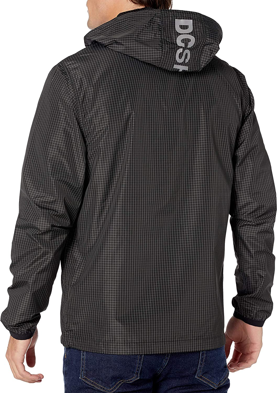 DC APPAREL Men's Dagup Ripstop Jacket