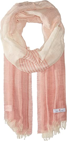 Linen Cotton Variable Stripe