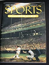 Sports Illustrated (August 16, 1954 Collectible Reprint)
