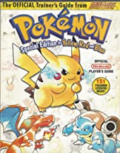Official Trainer's Guide from Nintendo Power: Pokemon Special Edition for Yellow, Red and Blue: Official Nintendo Player's Guide