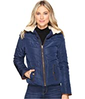Brigitte Bailey - Solo Jacket w/ Sherpa Lined Collar