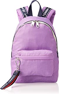 Tommy Hilfiger Backpack for Women-Purple