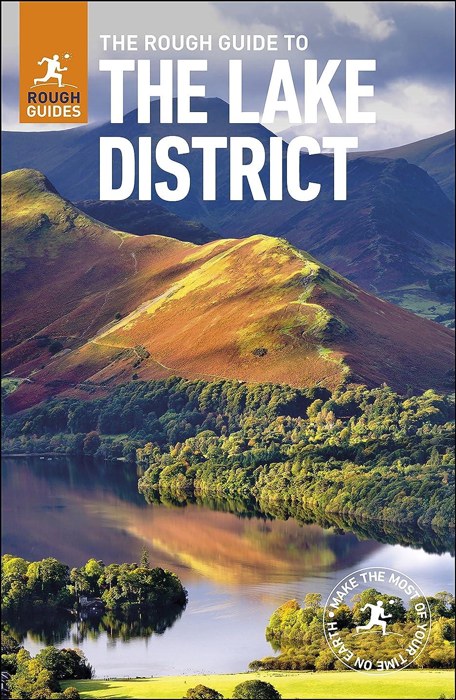 個人的に交流する離れたThe Rough Guide to the Lake District  (Travel Guide eBook)