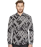 Versace Collection - Long Sleeve Button Down