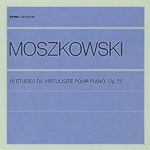モシュコフスキー: 15の練習曲 6. Presto