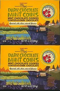Best dark chocolate mint coins trader joe's Reviews