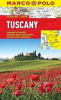 Tuscany Marco Polo Holiday Map (Marco Polo Holiday Maps)