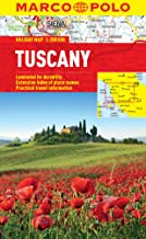 Best map of tuscany and umbria Reviews