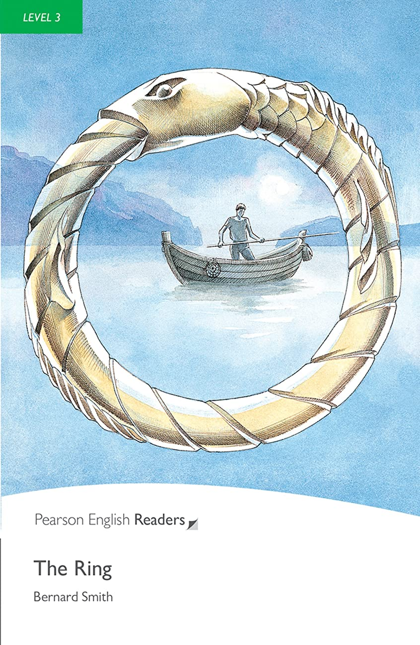 卒業独立したブリリアントLevel 3: The Ring (Pearson English Graded Readers) (English Edition)