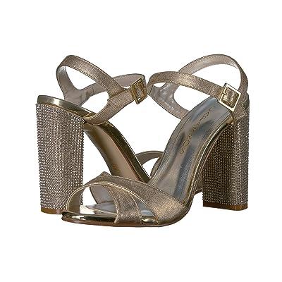 Caparros Hayley (Gold Metallic) High Heels