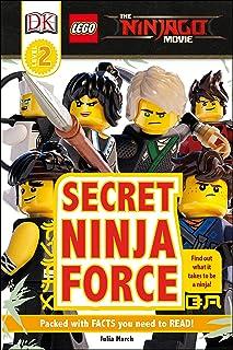 DK Readers L2: The Lego(r) Ninjago(r) Movie: Secret Ninja Fo