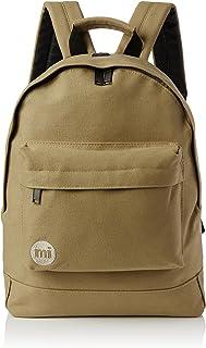 Premium Canvas Backpack Mochila Tipo Casual, 41 cm, 17 Litros, Sand