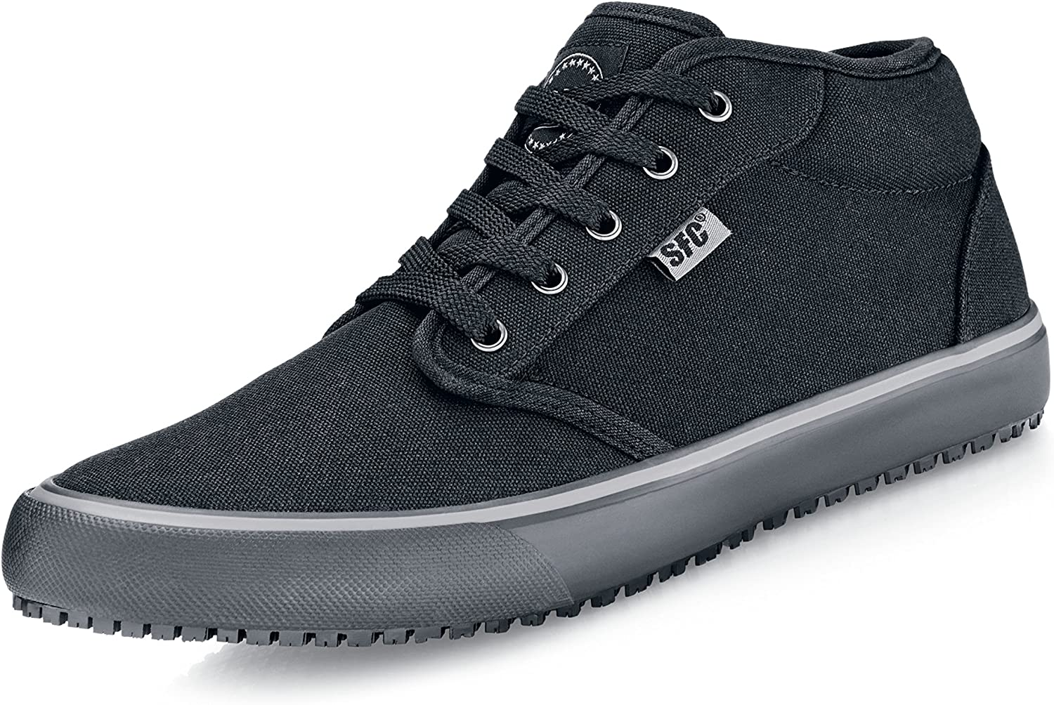 shoes for Crews Arbeitsschuh Cabbie - Canvas Unisex black