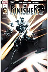The Punisher (2016-2018) #223 Kindle Edition