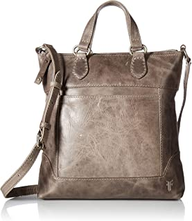 FRYE Melissa Small Tote Crossbody Leather Bag